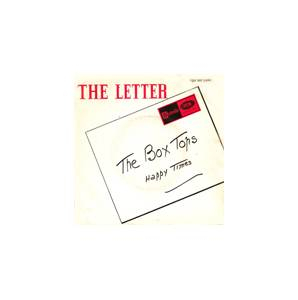 The Box Tops: Letter, The - Cover