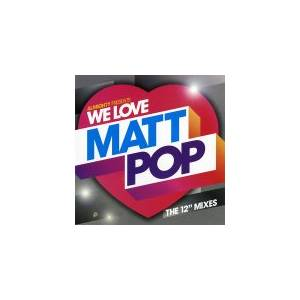 "Cover - Nicki French: Almighty Presents - We Love Matt Pop The 12""Mixes"