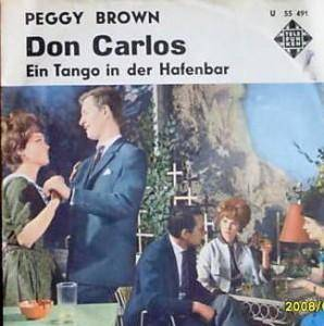 Cover - Peggy Brown: Don Carlos