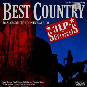 Cover - Jeanne Pruett: Best Country - Das Absolute Country-Album