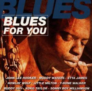 Cover - Eddie Burns: Blues For You