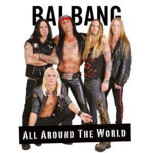 Cover - Bai Bang: All Around The World