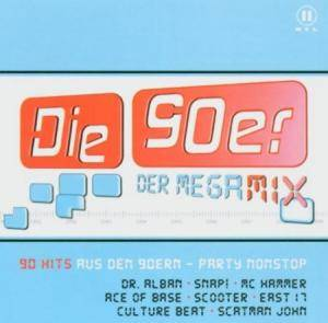 Cover - Technotronic Feat. Felly: 90er - Der Megamix, Die