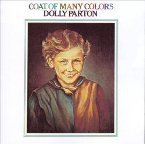 Dolly Parton: Coat Of Many Colors - Cover