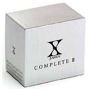 X Japan: Complete II - Cover