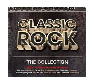 "Classic Rock ""The Collection"" (3-CD) - Bild 1"