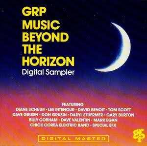 Grp Music Beyond The Horizon - Cover