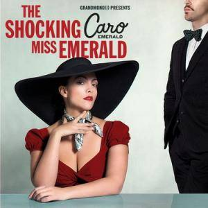 Caro Emerald: Shocking Miss Emerald, The - Cover