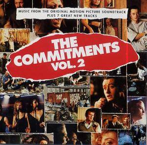 The Commitments: Commitments Vol. 2, The - Cover