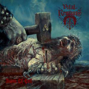 Vital Remains: Icons Of Evil - Cover