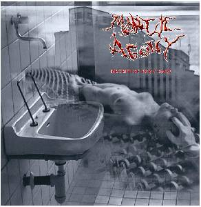 Cover - Mortal Agony: Receptive For Chaos