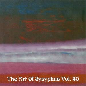 Cover - David Judson Clemmons & The Fullbliss: Eclipsed - The Art Of Sysyphus Vol. 40