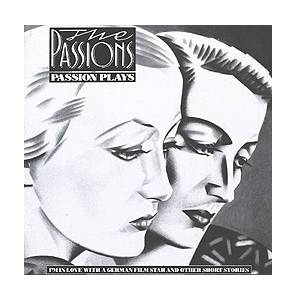 Cover - Passions, The: Passion Plays