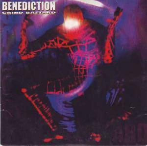 Benediction: Grind Bastard - Cover
