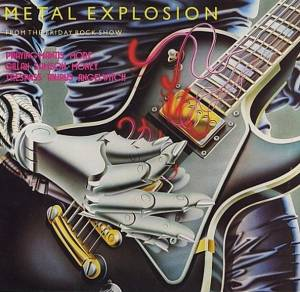 Metal Explosion - Cover