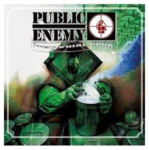 Cover - Public Enemy: New Whirl Odor
