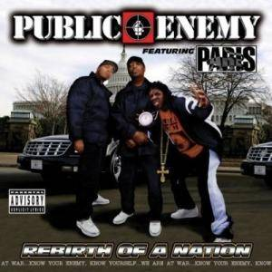 Cover - Public Enemy: Rebirth Of A Nation