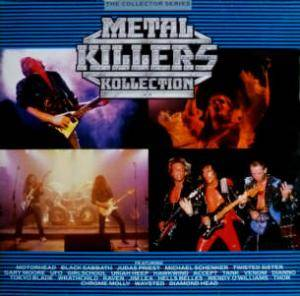 Metal Killers Kollection - Cover