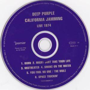 Deep Purple: California Jamming - Live 1974 (CD) - Bild 4