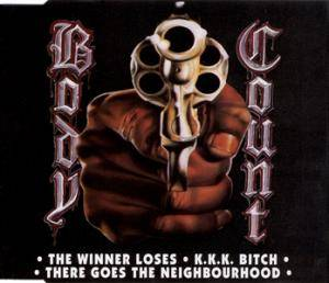 Cover - Body Count: Winner Loses, The