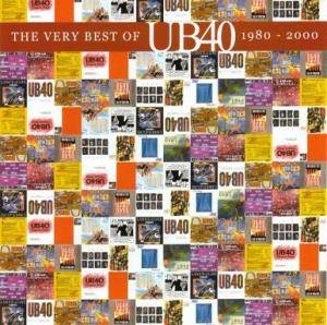 UB40: Very Best Of UB40 1980-2000, The - Cover