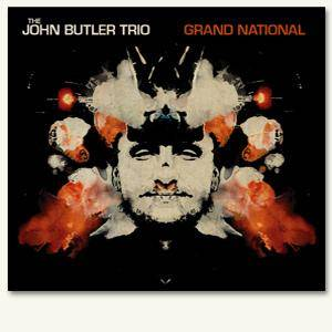 Cover - John Butler Trio: Grand National