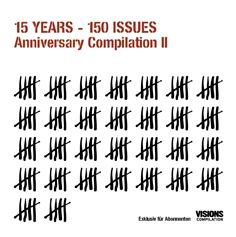 Cover - Various Artists/Sampler: Visions All Areas - Volume 065 (Anniversary Compilation 2)