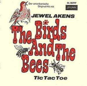 Cover - Jewel Akens: Birds And The Bees, The