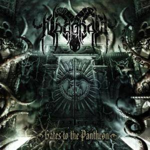 Negator: Gates To The Pantheon - Cover