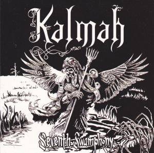 Kalmah: Seventh Swamphony - Cover