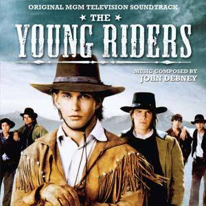 Cover - John Debney: Young Riders, The