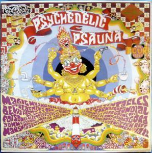 Psychedelic Psauna, A - Cover