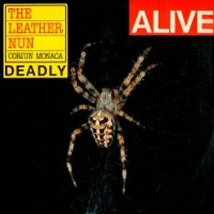 Cover - Leather Nun, The: Alive