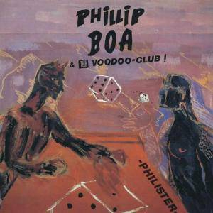 Cover - Phillip Boa And The Voodooclub: Philister