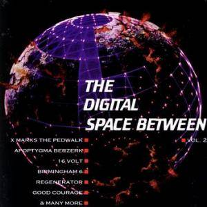 Digital Space Between Vol. 2, The - Cover