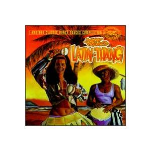 Cover - R.A.W.: Strictly Rhythm's Latin Thang