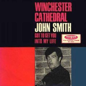 Cover - John Smith & The New Sound: Winchester Cathedral