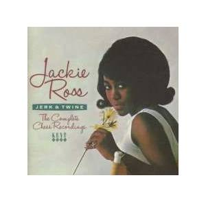 Cover - Jackie Ross: Jerk & Twine - The Complete Chess Recordings