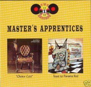 Cover - Masters Apprentices, The: Choice Cuts / A Toast To Panama Red