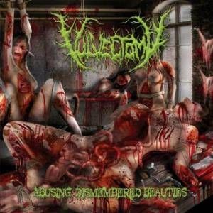Vulvectomy: Abusing Dismembered Beauties - Cover