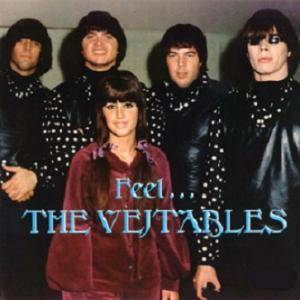 Cover - Vejtables, The: Feel... The Vejtables