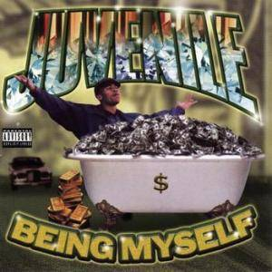Cover - Juvenile: Being Myself