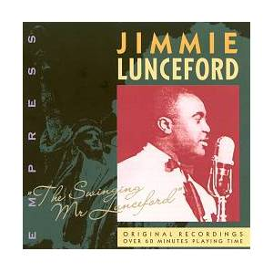 Cover - Jimmie Lunceford: Swinging Mr Lunceford, The