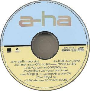 a-ha: Minor Earth Major Sky (CD) - Bild 3