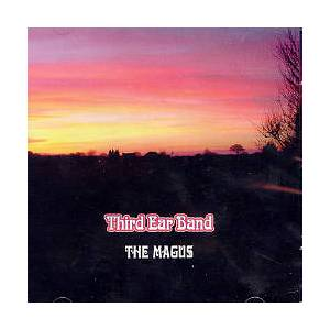 Cover - Third Ear Band: Magus, The