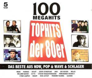 Cover - Boy Meets Girl: 100 Megahits Tophits Der 80er