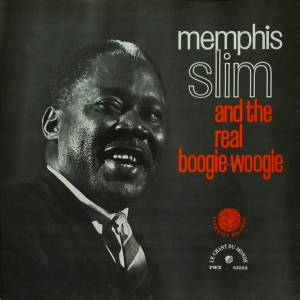 Cover - Memphis Slim: Memphis Slim And The Real Boogie-Woogie
