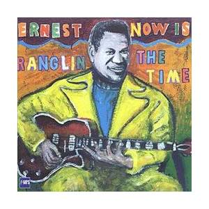 Cover - Ernest Ranglin: Now Is The Time: The Legendary MPS Sessions