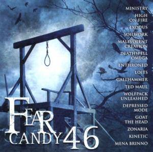 Cover - Wolfpack Unleashed: Terrorizer 162 - Fear Candy 46