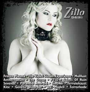 Cover - Aethernaeum: Zillo CD-05/2013